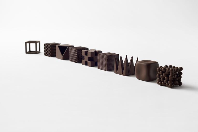 Chocolate Textures- Taste