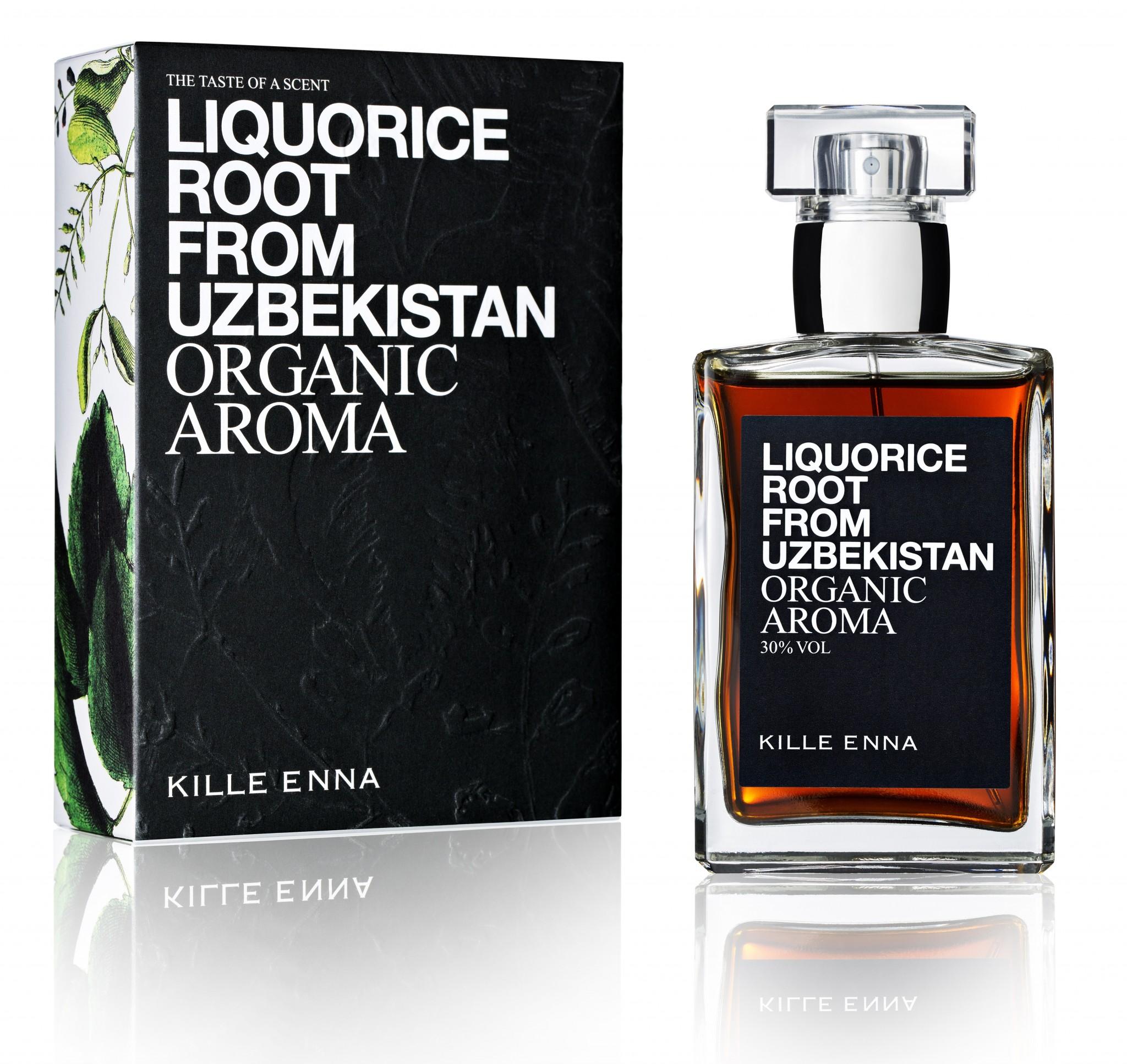 Drinkable Aromas Antedote