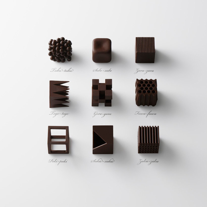 innovative chocolate names