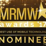Antedote shortlisted for 2017 MRMW Award for the Best Use of Mobile Technology